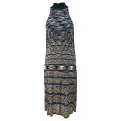Missoni multicoloured viscose Dress NWOT