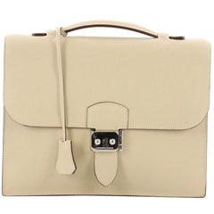 Hermes Sac a Depeche Handbag Epsom 27