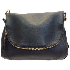 Tom Ford Black Leather 'Jennifer' Bag