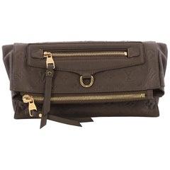 Louis Vuitton Petillante Clutch Monogram Empreinte Leather