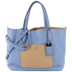 Tod's Joy Reversible Tote Leather Medium