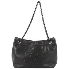Chanel Timeless CC Soft Tote Caviar Medium