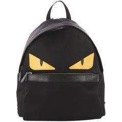 Fendi Monster Backpack Nylon Large