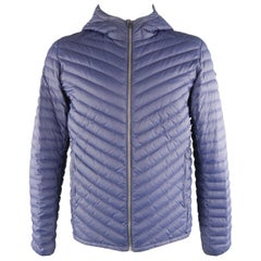 KJUS L Navy Quilted Nylon Jacket