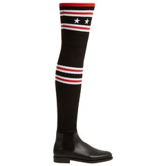 Givenchy Storm Over-The-Knee Boots