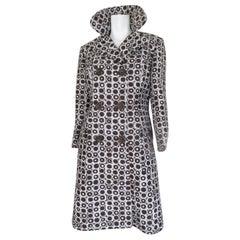 1960's Cojana vintage coat