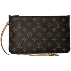 Louis Vuitton Monogram Neverfull GM Pouch Only