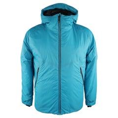 KJUS 42 Aqua Solid Polyamide Hooded Jacket