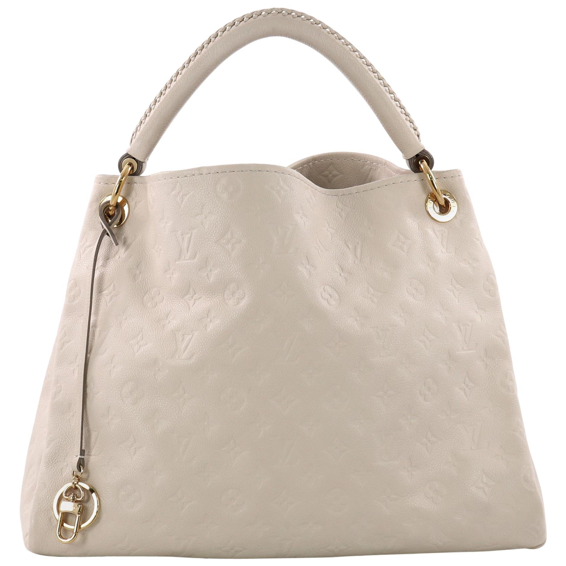 7b752efa87e6 Louis Vuitton Artsy Handbag Monogram Empreinte Leather MM at 1stdibs