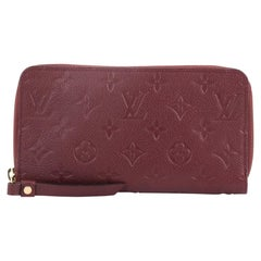 Louis Vuitton Secret Wallet Monogram Empreinte Leather