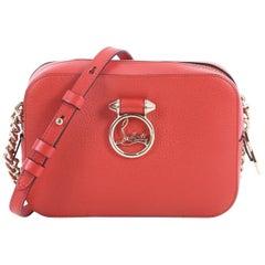 Christian Louboutin Rubylou Crossbody Bag Leather Mini