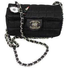 Chanel 2004 Lipstick Micro Simple Flap Bag