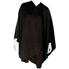 Brown Loro Piana Cashmere Cape