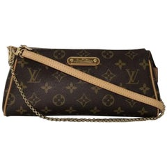 Louis Vuitton Monogram Eva Crossbody Handbag