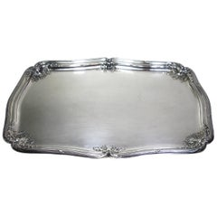 ANTIQUE French Silver Plated GALLIA by christofle Plateau Service Circa 1900