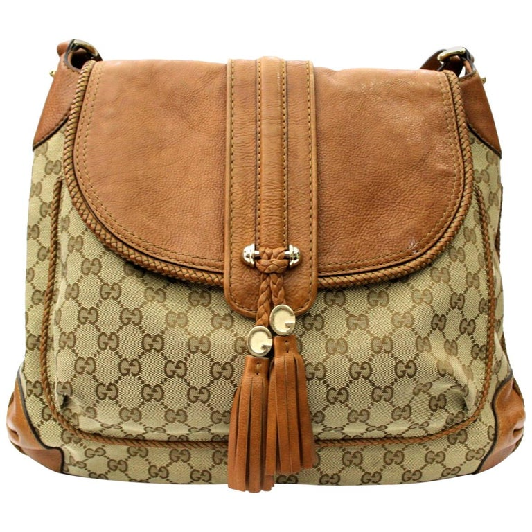 a68c4063daf Gucci Marrakech Shoulder Bag For Sale at 1stdibs