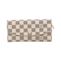 Louis Vuitton Emilie Wallet Damier