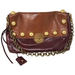 Marc Jacobs Leather Studded Bag