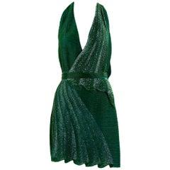 Roberto Cavalli Beaded Dress