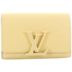 Louis Vuitton Louise Shoulder Bag Epi Leather PM