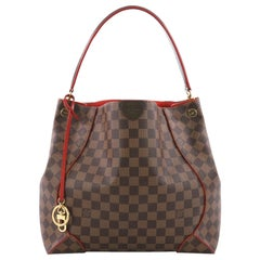 Louis Vuitton Caissa Hobo Damier