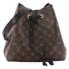 Louis Vuitton Neonoe Handbag Monogram Canvas