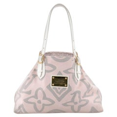 Louis Vuitton Tahitienne Cabas Canvas PM