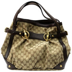 Gucci Brown Shoulder Bag