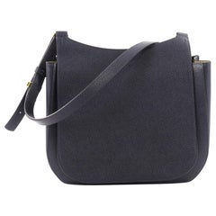 The Row Hunting Crossbody Bag Leather 11