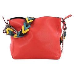 Loewe V Bucket Bag Leather