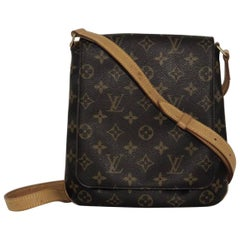 Louis Vuitton Monogram Musette Salsa Long Strap PM Crossbody Shoulder Handbag