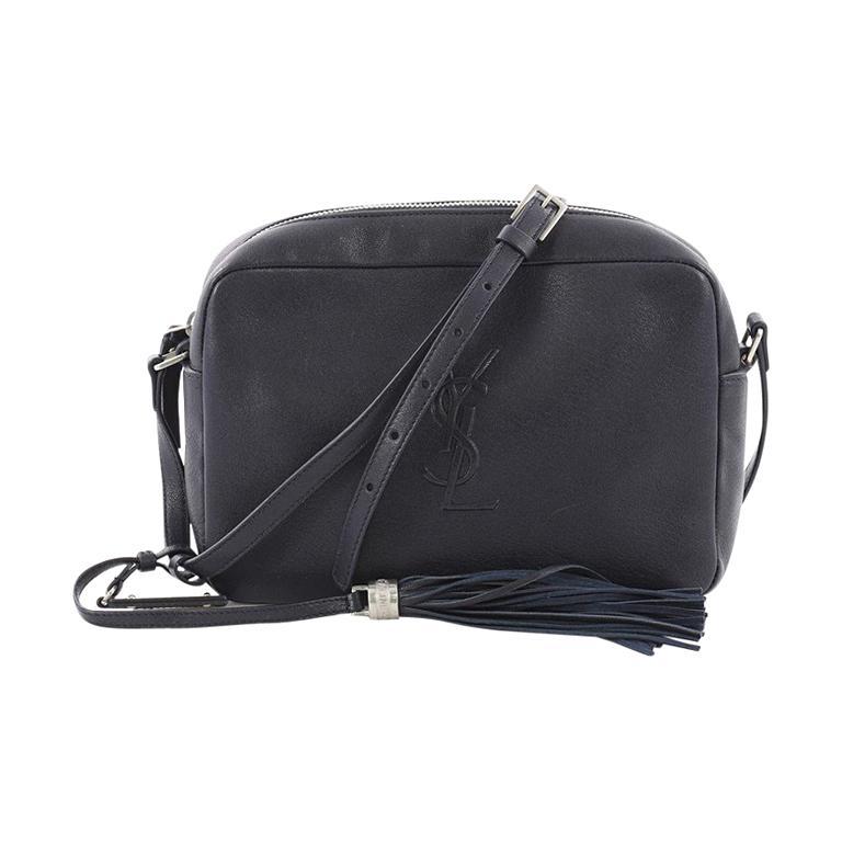 b965f31042 Saint Laurent Lou Camera Bag Leather Small