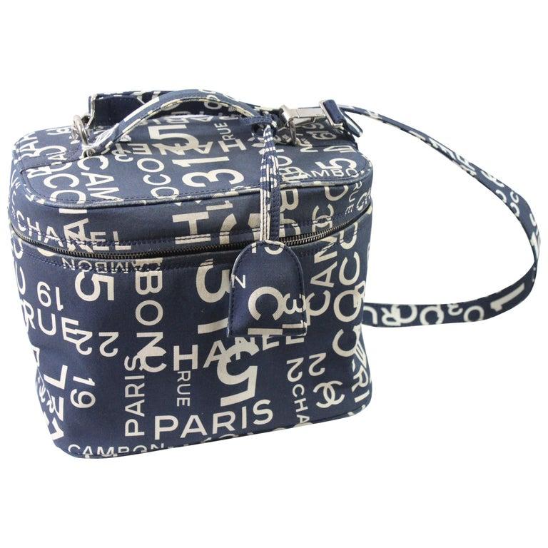 45a35c607e8a Chanel Canvas