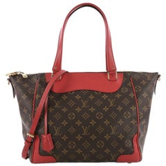 Louis Vuitton Estrela NM Handbag Monogram Canvas