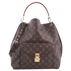 Louis Vuitton Metis Hobo Monogram Canvas
