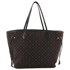 Louis Vuitton Neverfull Tote Monogram Idylle M