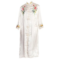 Asian Embroidered Kimono