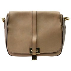 Cèline Leather/Suede CrossBody Bag