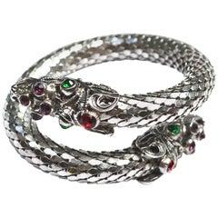 60s Mesh Dragon Bracelet