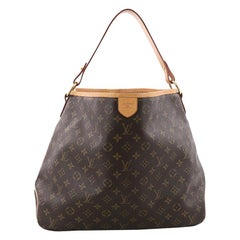 Louis Vuitton Delightful Handbag Monogram Canvas MM