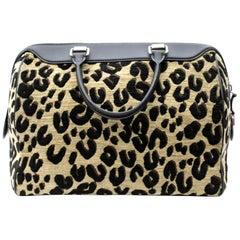 2012 Speedy Louis Vuitton Leopard Limitierte Ausgabe Tasche