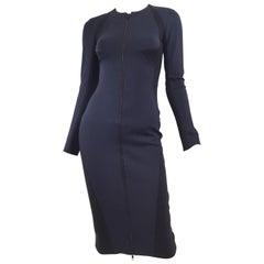 Cushnie Et Ochs Bodycon Zip Dress