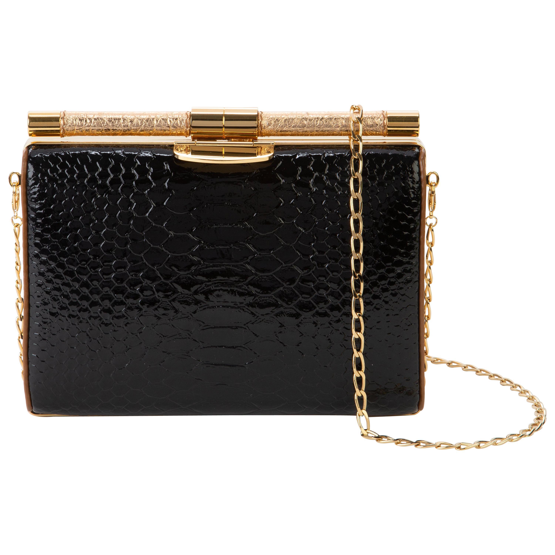 48666b94fcda Vintage Ostrich Handbags - 186 For Sale on 1stdibs
