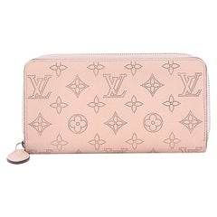 Louis Vuitton Zippy Wallet Mahina Leather