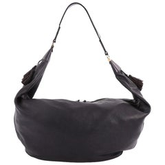 The Row Sling Hobo Leather 15