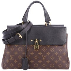 Louis Vuitton Venus Handbag Monogram Canvas and Leather