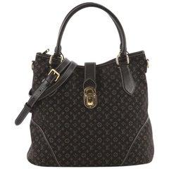 Louis Vuitton Elegie Handbag Monogram Idylle