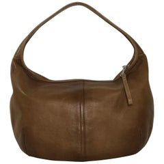 Coach Vintage Ergo Leather Hobo in Brown