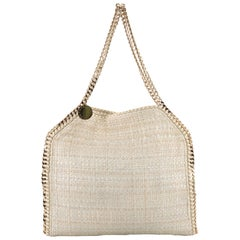Stella McCartney Falabella Tote Boucle Small