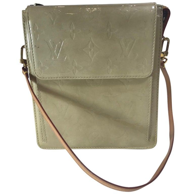 Louis Vuitton Vernis Mott Bag
